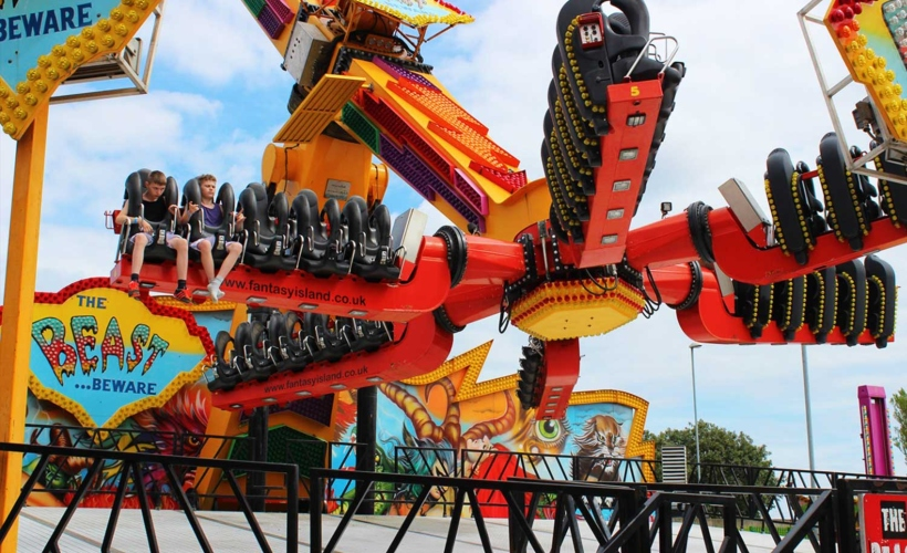 fantasy island resort skegness lincolnshire