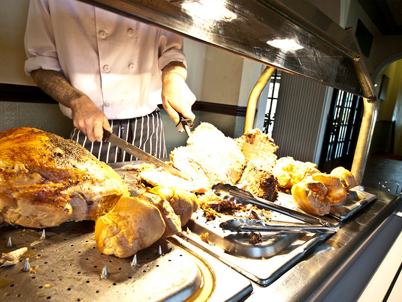 north shore carvery