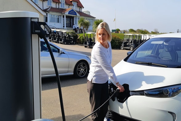 north shore electric vehicle charging station